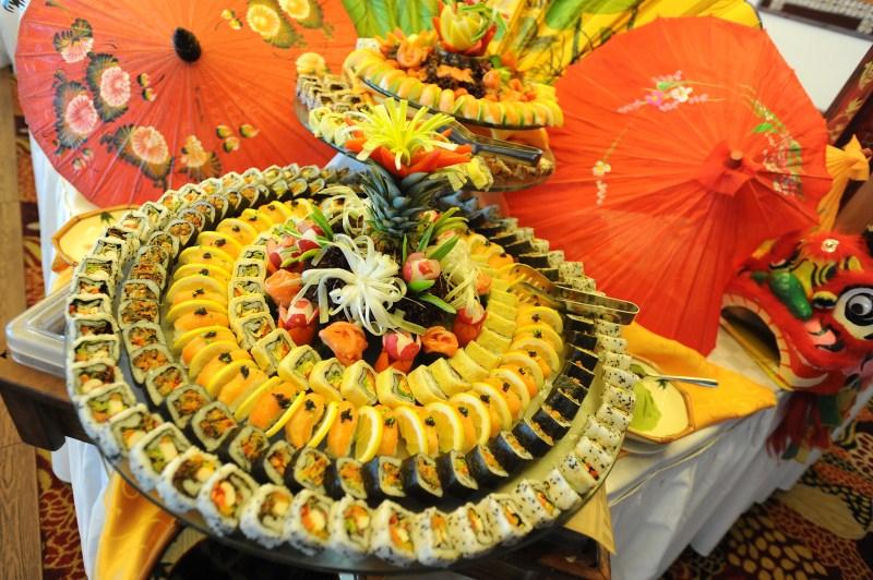 sunday-lunch-buffet-display