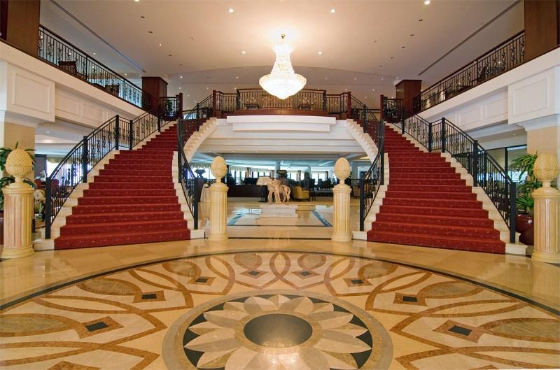 Grand Hotel Excelsior Malta - Hotel Lobby