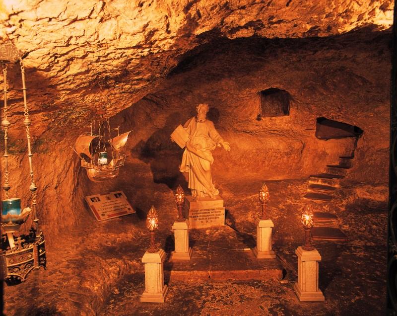 St Pauls Grotto - Rabat Malta