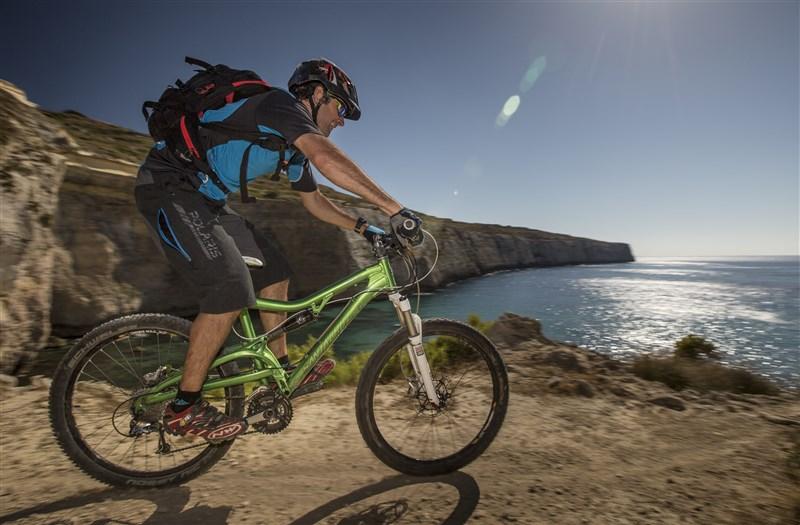 Cycling in Malta