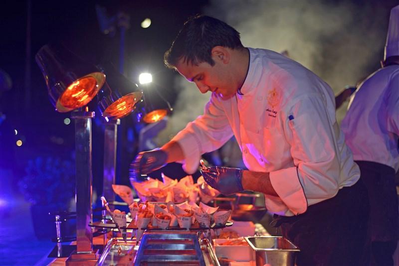 Excelsior Food Event Malta