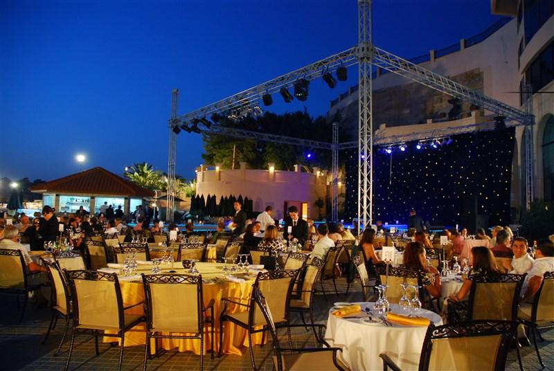 Excelsior Hotel Malta - Events Piazza Marina