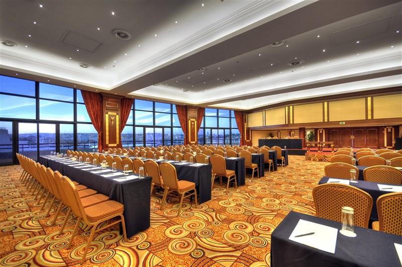Excelsior Hotel Malta Meetings - Grand Ballroom - Classroom View