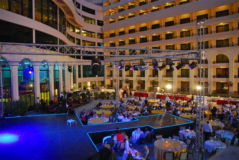 Excelsior Hotel Malta Venue - Piazza Marina