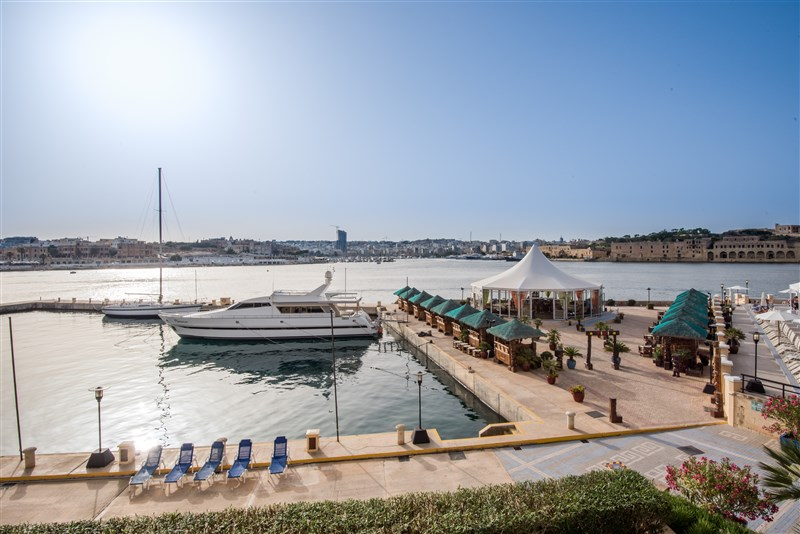 Excelsior Hotel Malta - Venue Private Marina and Tiki