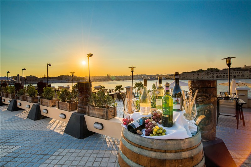 Excelsior Hotel Malta Venue - Tiki Restaurant