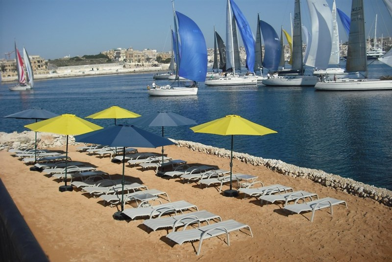 Excelsior Malta Beach Resort-Sailing