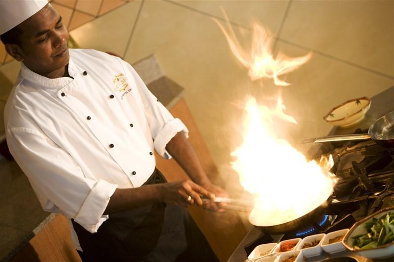 Excelsior Malta - Food -Indian chef