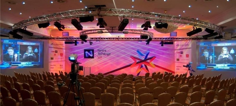 Excelsior Malta Meetings - Grand Ballroom Conference set up