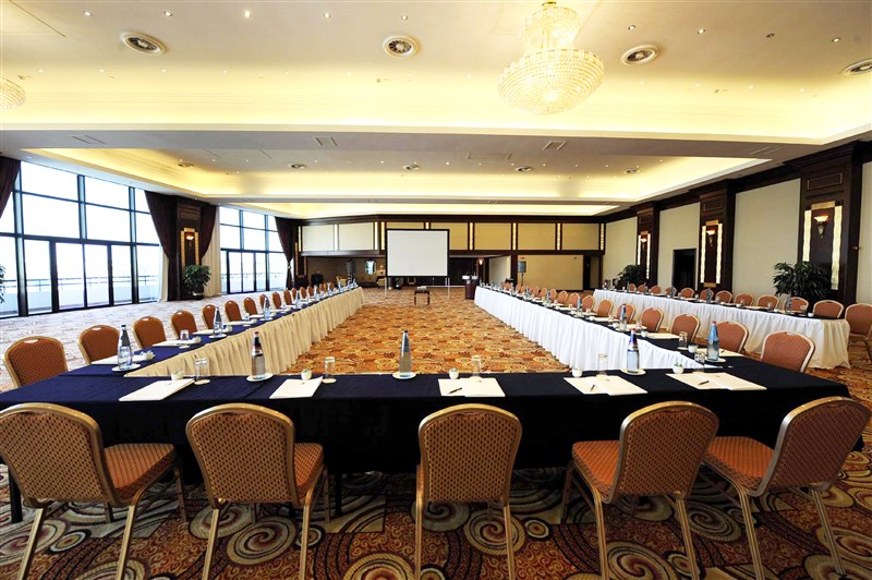 Excelsior Malta Meetings - Grand ballroom_U Shape