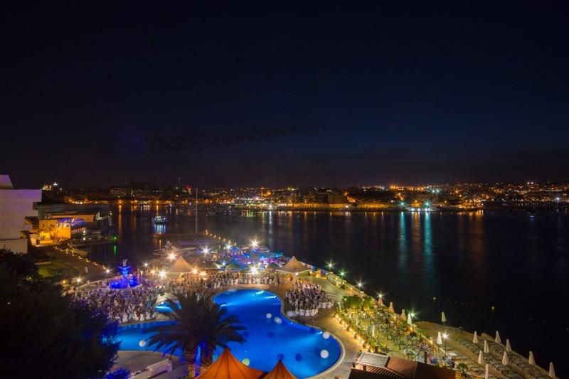 Excelsior Malta Pool Event