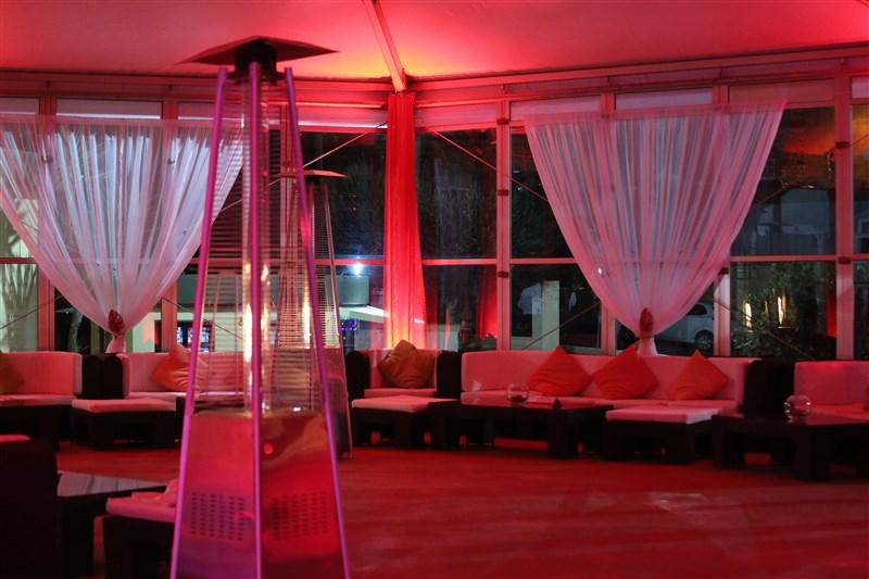 Excelsior Malta Venue - Bastion Terrace set up