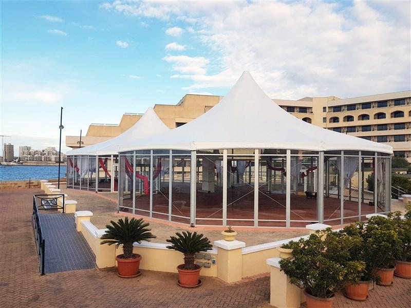 Excelsior Malta Venue - Bastion Terrace