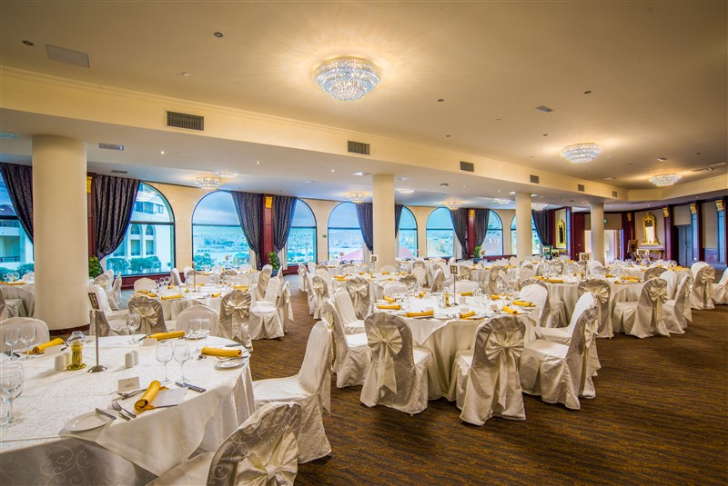 Excelsior Malta Venue - Floriani Hall Banquet style