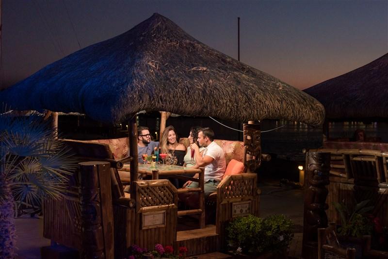 Excelsior Malta Venue - Tiki Village - drinks