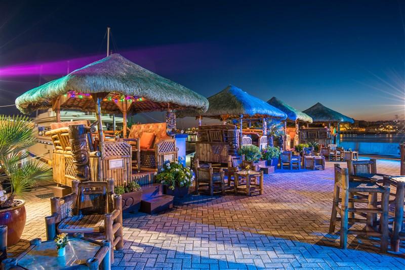 Excelsior Malta Venue - Tiki Village huts