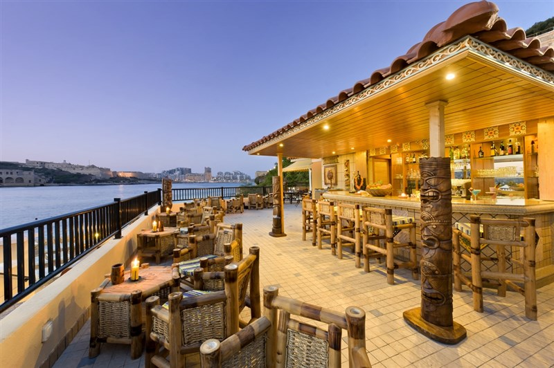 Excelsior Malta Venues - Tiki Bar Grill and Restaurant