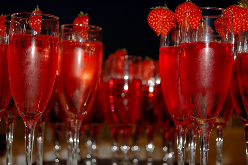 Grand Hotel Excelsior - Malta Events welcome drinks