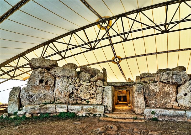 Malta Mnajdra Temple