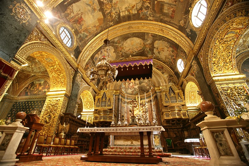 St. John's Co Cathedral Malta