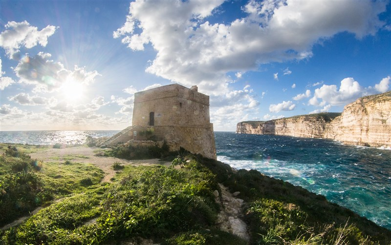 Xlendi Tower Gozo