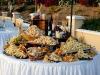 Wedding cheese-table