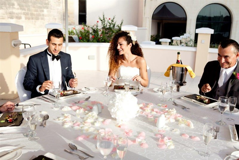 Malta Outdoor Wedding