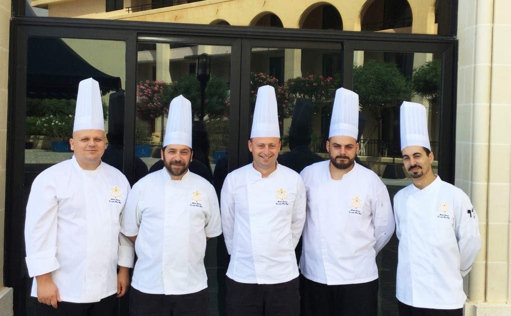 Excelsior Kitchen Team 2018