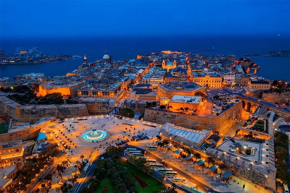 Excelsior Malta Meetings - Valletta