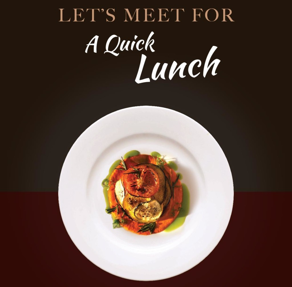 Excelsior Malta Quick Lunch 2020