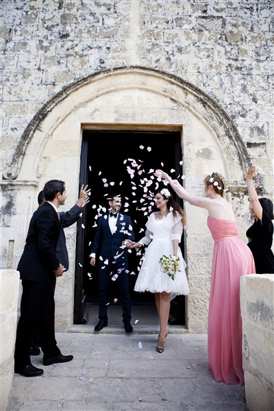 Wedding Ceremony in Malta