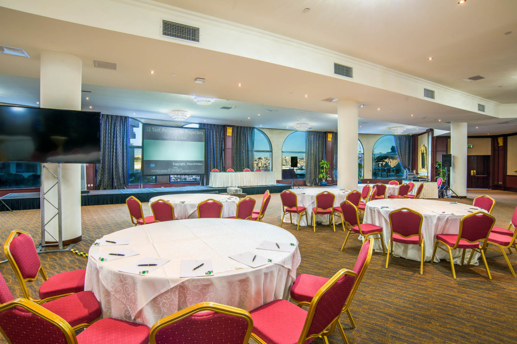 Excelsior Hotel Malta Meetings_Floriani Hall