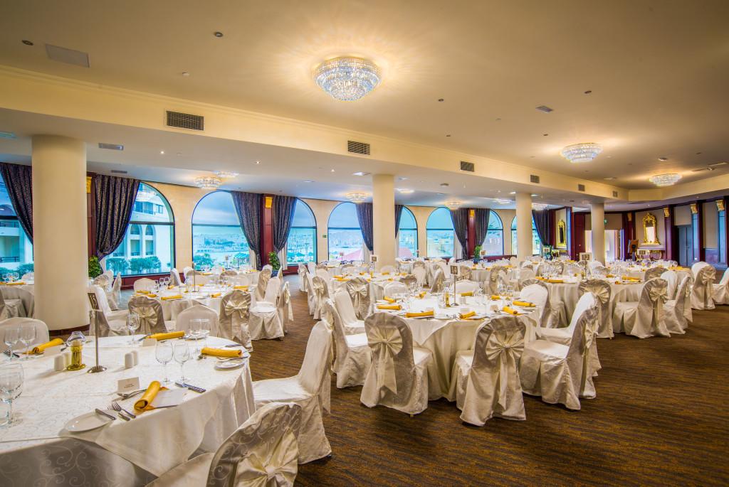 Excelsior Hotel Malta Venues -Floriani Hall - Banquet