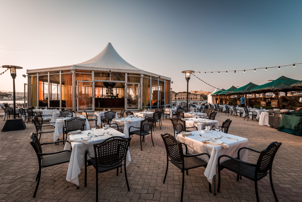 Excelsior Hotel Venue Malta _Tiki Village