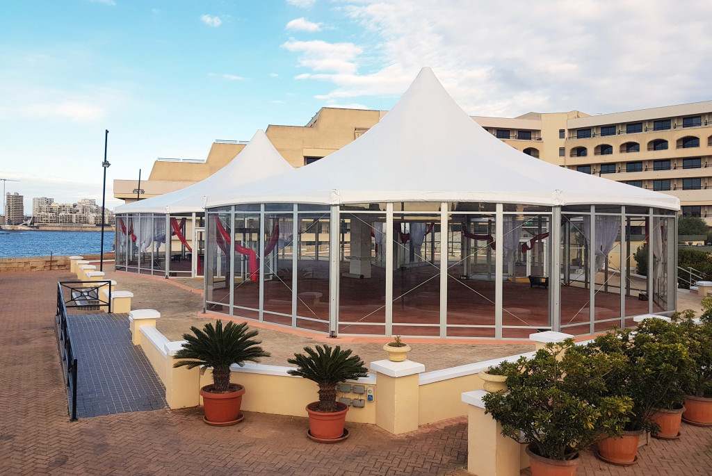 Excelsior Malta Outdoor Venue_Bastion Terrace