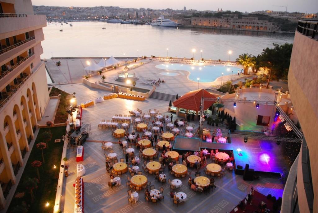 Excelsior Malta Outdoor Venue_Piazza Marina
