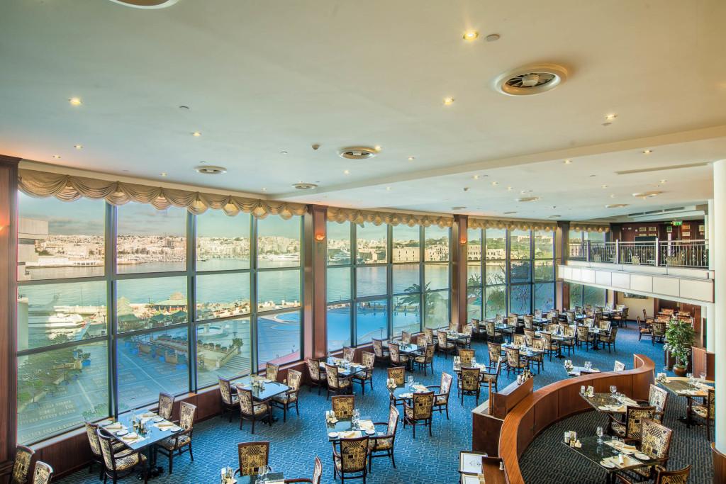 Excelsior Malta Venue_Admiral Landings Restaurant