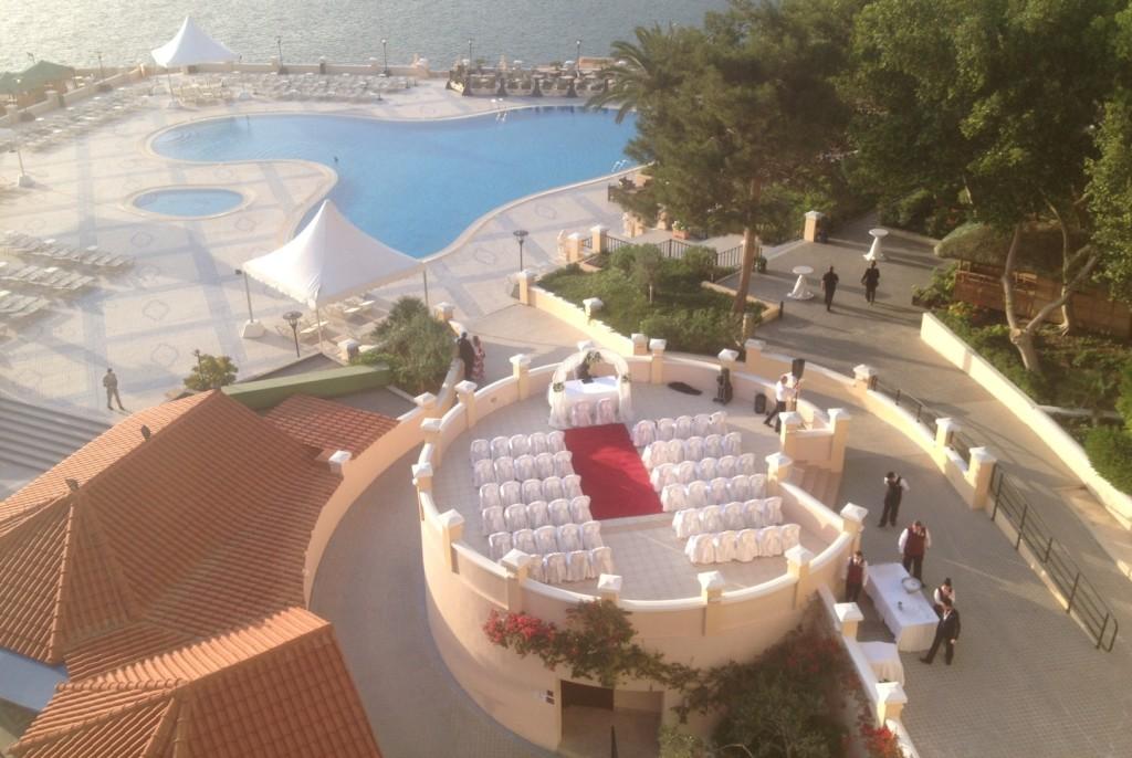 Excelsior Valletta Malta Outdoor venues Rotunda