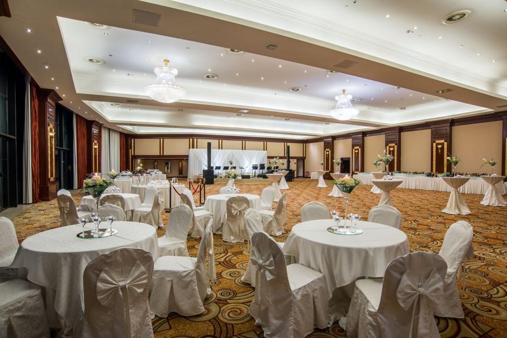 Indoor Wedding Venue at Excelsior