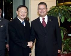Foreign Minister Hon. Yang Jiechi