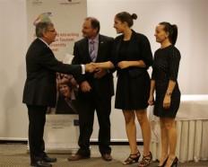 Excelsior Tourism Diversity award 2013