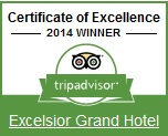 Excelsior Hotel Malta Tripadvisor Certificate 2014