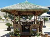 Excelsior Hotel Malta Tiki Huts