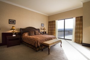 Presidential Suite - main bedroom