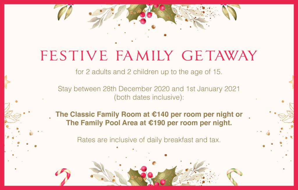 Festive-family-getaway 2020