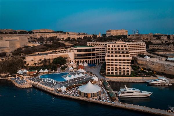 Excelsior Malta Hotel View